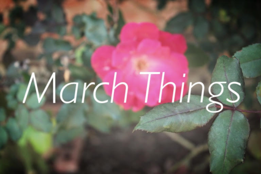 march things